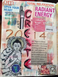art journal goals 2014